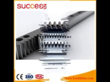 Sliding Gate Opener Steel Or Nylon Tooth Gear Rack