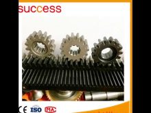 Small Rack And Pinion With Natural Color