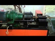 Sona Automatic Rebar Threading Machine