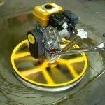 Sona Power Trowel  Floater