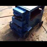 Sona Rebar Scrap Straightening Machine