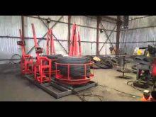 Sona Rebar Stirrup Bender Machine (Siliguri Project)