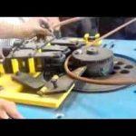 Spartan's Bar Bending Machine