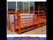Spray Paint Suspended Access Equipment