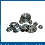 Spur Gear Cylindrical Gear, 2 Mode 36 Tooth  59 Tooth Thickness 20mm, 45 Steel, Rack