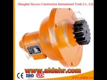 Sribs Saj30 0 5 Safety Device for Ultra Low Speed Hoist