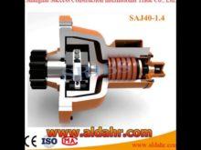 Sribs Saj40 1 2A Saj30 1 2A Safety Brake for Buliders Hoist