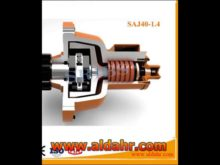 Sribs Saj40 Ce Approved Anti Fall Safety Device for Construction Hoist