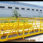 Stainless Steel Wire Of Zlp630 Suspended Platform