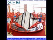 Steel Electric Rope Suspended Platform