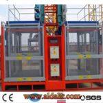 Steel Galvanized Construction Hoist SC200/200