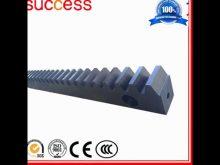 Steel M2 Gear Rack 20x20x2000
