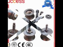 Steel Pinon And Rack With Standard Specification