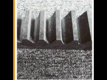 Steel Round Gear Racks For Cnc Machine