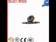 Steel Spur Gear From China Manufacturer