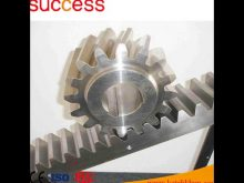 Steel Spur Gear Rack M1,M2,M3