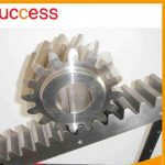 Steel Spur Gear With Rack, Cnc Gear Rack,Tooth Rack Gear