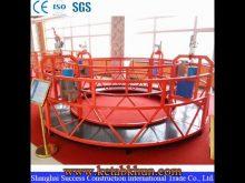 Steel Suspension Cradle/Gondola/Suspended Platform