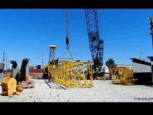 Sterett Kobelco CK 2500/II assembly clips