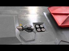 Straighter Rebar Stirrup Machine