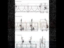 Suspended Aerial Working Platform
