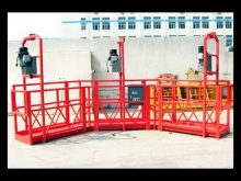 Suspended Elevated Work Platform