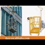 Suspended Platform for Single Person,Single Suspended Platform,Single Hanging Scaffold