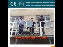 Suspended Platform/ Hanging Scaffold Cradle