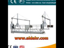 suspended platform india