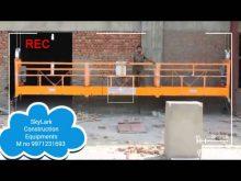 suspended platform Skylark Construction Equipments