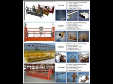 Suspended Platform Steel Wire Rope