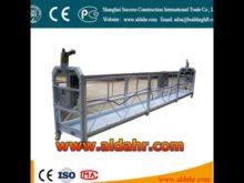 suspended platform training