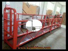 Suspended Platform Zlp630 At Working Height 100m