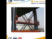 Suspended Platform/Cradle/Gondola for external wall