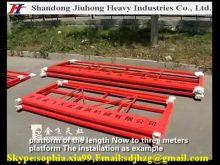 Suspended Platform,Electric Scaffold Installation Method Shandong Jiuhong