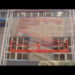 suspended platform,swing stage,suspended cradle,suspended scaffold,china suspended platform