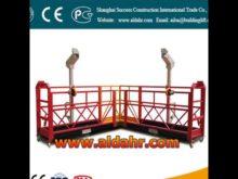 suspended rope platform india
