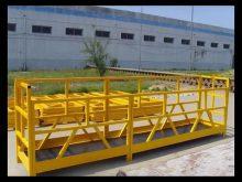 Suspended Scaffold Work Platform1