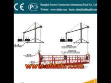 suspended viewing platform