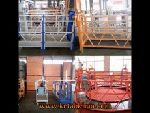 Suspended Working Platform Zlp 630 Chinese Factory1