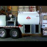 sword Mack Granite rigid with Elliot Fuel and lube truck review