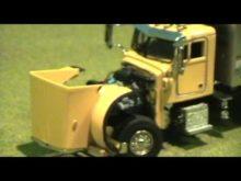 Sword Peterbilt 357 with East Genesis dump bed Review