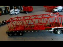Sword Peterbilt 379 with Nelson ramp trailer review