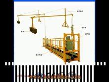 Temporary Suspended Scaffold / Platform 800kg