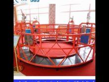 Temporary Suspended Scaffold/ Platform