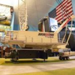 terex demag cc 8800 assembly and lift