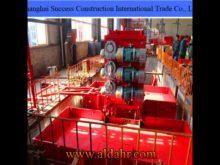 The best quality tower crane motor tower crane hoist motor