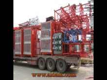tiger construction hoist