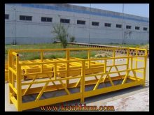 Total Set Of Accessories For The Suspended Platform
