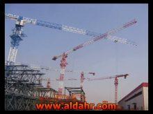 tower crane lifting capacity